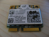 Placa wireless laptop Lenovo X230, Intel Advanced-N 6205, 60Y3253, 631954-001