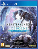Monster Hunter World Iceborne Master Edition Steelbook PS4