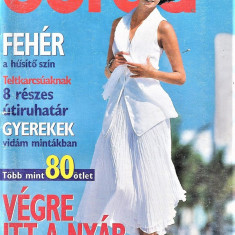 Burda revista de moda 6/1996