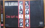 Ana Blandiana , Cine sunt eu , Dacia , Cluj , 2001 , autograf catre Dumitru Micu