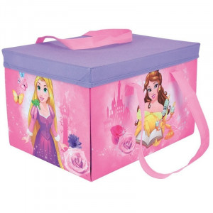 Cutie pentru depozitare jucarii transformabila Disney Princess Friendship