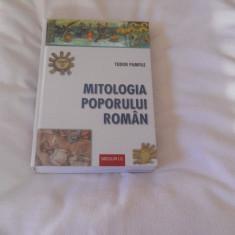 TUDOR PAMFILE - Mitologia Poporului Roman , Ed. Saeculum,2018, cartonata, Noua, Alta editura
