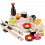 Set de Joaca din Lemn Sushi