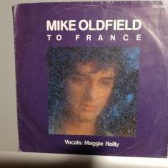 Mike Oldfield - To France  (1984/Virgin/RFG) - VINIL Single/ca Nou