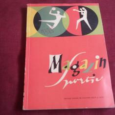MAGAZIN SPORTIV ANII 60