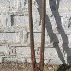 Cleste de Taiat fier beton ca. 104 cm #GAB