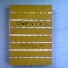 POEME - JORGE GUILLEN