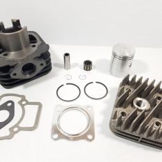 Kit Cilindru Set Motor + CHIULOASA Scuter Gilera Storm 49cc 50cc Racire AER