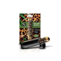 Glont B3 Onye imprimeu Leopard Gold