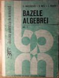 BAZELE ALGEBREI VOL.1 - C. NASTASESCU, C. NITA, C. VRACIU