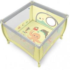 Baby Design Play Tarc pliabil 04 Light Green 2019