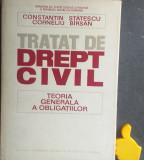 Tratat de drept civil Teoria generala a obligatiilor Constantin Statescu Birsan