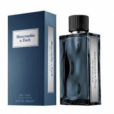 Abercrombie & Fitch First Instinct Blue Eau de Toilette bărbați 100 ml