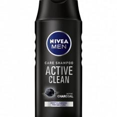 Nivea Sampon Barbati 400 ml Active Clean