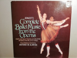 Donizetti - Complet Ballet Music Operas(1979/Philips/RFG) - VINIL/Impecabil