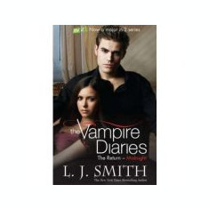 The Vampire Diaries: Midnight - L. J. Smith
