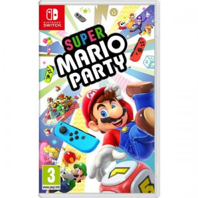 Super Mario Party Nintendo Switch foto