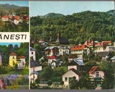 CPIB 15390 - CARTE POSTALA - OLANESTI, MOZAIC foto