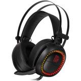 Casti Gaming Tt eSPORTS Shock Pro RGB, Stereo, Iluminare RGB, 2x Jack 3.5mm,...