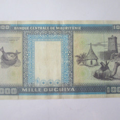 Cumpara ieftin An rar! Mauritania 1000 Ouguiya 1995