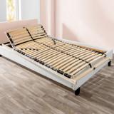 Cumpara ieftin Cadru pat cu lamele Ortho-Vital în 7 zone, 90 x 200  cm