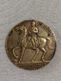 Medalie Carol I. Întemeetorul dinastiei și regatului Roman