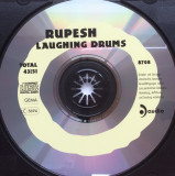 CD Rupesh, Laughing Drums – Yes To The Rhythm (VG+)