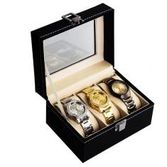 Cutie depozitare pentru 3 ceasuri