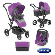 Carucior sistem copii Jane Epic Micro Koss By Jane