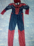 Costum Spiderman cu Muschi pt Copii 5-7 ani, M, Din imagine