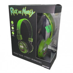 Casti Rick And Morty Headphones