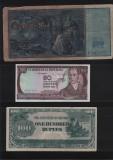 Cumpara ieftin Set #78 7 bancnote de colectie 1910-2008, Europa