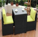 Set pentru balcon, format din trei piese