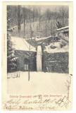 5144 - ORAVITA, Caras-Severin, Little WATEREALL - old postcard - used - 1901