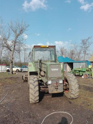 Tractor Fendt 610 ls foto