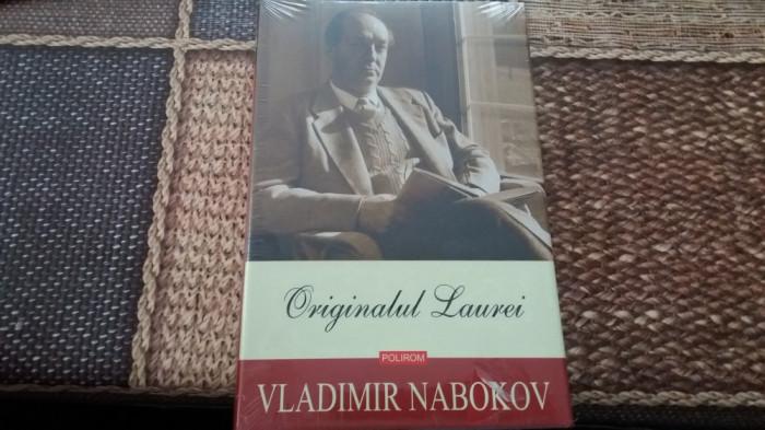 Originalul Laurei - Vladimir Nabokov,RF16/4