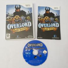 Joc Nintendo Wii - Overlord Dark Legend