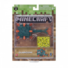 Figurina Minecraft Core Guardian Seria 4