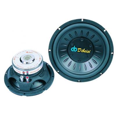 Difuzor Auto Dibeisi B1023/4, 10 inch, 250 W foto