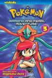Pokemon Diamond and Pearl Adventure!, Vol. 3