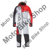 MBS Combinezon snowmobil Ski-Doo Revy one-piece, gri rosu, S, Cod Produs: 4407770438SK