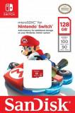 Memorie SanDisk 128GB microSDXC pentru Nintendo Switch