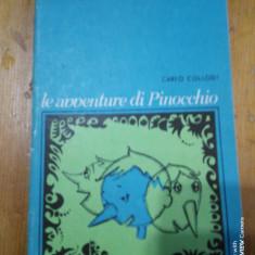 Le avventure di Pinocchio-Carlo Collodi