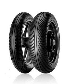 Motorcycle Tyres Pirelli Diablo Rain ( 200/60-17 TL Roata spate, Mischung SCR2, NHS ) foto