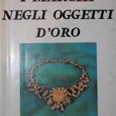 I MARCHI NEGLI OGGETTI D ORO - JAN DIVIS