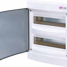 Tablou electric incastrat 24 module ETI