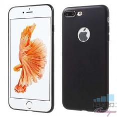 Husa iPhone 7 Plus TPU Matuita Neagra, Apple