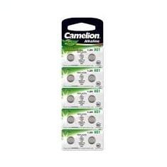 Baterii Camelion AG1 LR60 1.5V 10 Baterii /Set
