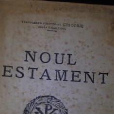 NOUL TESTAMENT-TRADUS DE PARINTELE GRIGORIE [GALA GALACTION]-333 PG