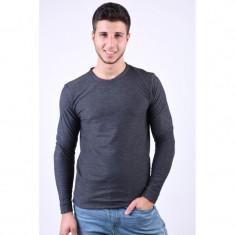 Bluza Produkt Auk Lee Dark Grey Melange